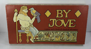 Vintage BY JOVE Classic Myths 1983 Adventure Board Game Aristoplay 100% Complete $38.09