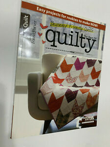 Fons amp; Porter Beginner Friendly Quilts The Best of Quilty $13.99