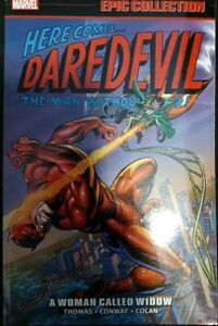 Daredevil Epic Collection Vol 4 A Woman Called Widow TPB