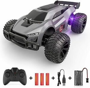 Remote Control Car 2.4GHz High Speed Rc Cars Offroad Hobby Rc Racing Car $63.99