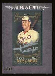 2021 Topps ALLEN GINTER X SHORT PRINTS SP 301 350 YOU PICK COMPLETE YOUR SET $1.45