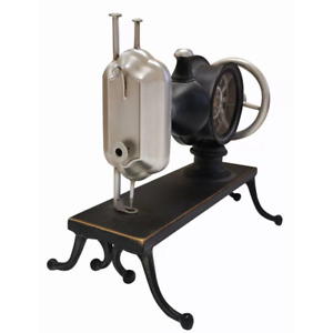 Antique Sewing Machine Table Clock $39.99