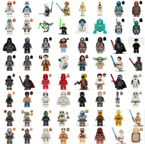 Lego Star Wars Minifigures. YOU PICK. 100% New And Authentic Lego $9.99