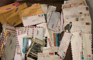 Vintage Military amp; Family Love Letters Stamps Mail Cards Postcards Stamps $49.99