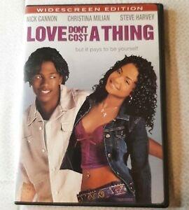 Love Don#x27;t Cost A Thing DVD 2003 Widescreen $4.00