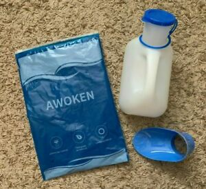 Awoken Unisex Urinal for Car Camping Hiking Toilet Potty New $8.00