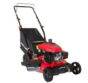 NEW powerSmart 21quot; 3 in 1 Gas Push Lawn Mower 170cc with Steel Deck $196.00