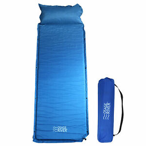 OSAGE RIVER Self Inflating Sleeping Pad for Camping and Backpacking