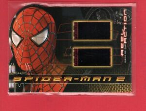 2004 SPIDER MAN 2 Real Piece Of The Action Film Frame $10.00
