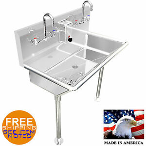 HAND SINK MULTI STATION 2 PERSON 36