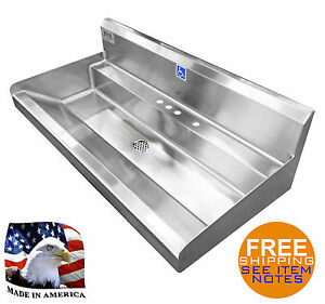 ADA SINGLE USER HAND SINK 42