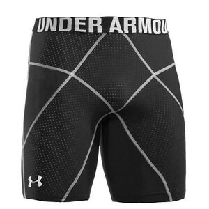 Under Armour Heatgear Mens Core Shorts Prima Black [1232703-003]