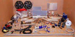 95 99 CHEVY CAVALIER T3 T4 TURBO SET UP KIT 450HP ALSO FIT 95 02 SUNFIRE
