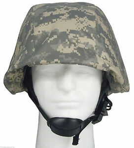 ACU Digital Camouflage Tactical Military Kevlar Helmet Cover Rothco 9356