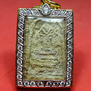 Rare Old Phra Somdej Wat Rakhang Buddha Phim Yai the most beautiful in Ebay#2