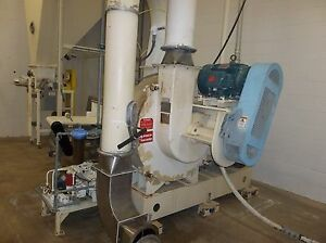 Fine Grinding System Bepex Pulvocron
