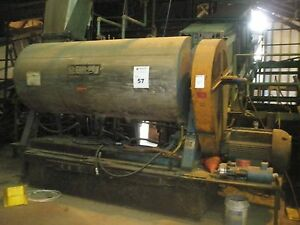 100 Cu. Ft. Jacketed Paddle Mixer