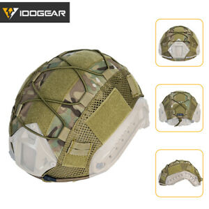 EMERSON Tactical FAST Helmet COVER Combat Gear Airsoft Multicam Camo MC Military