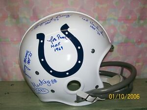 BALTIMORE COLTS FULL SIZE TB