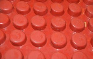 Commercial Flexipan Silicone Round Ganache Chocolate Truffle Candy * 48 Mold