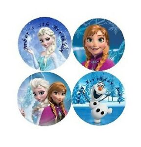 108 Disney Frozen Hershey Kiss Labels Stickers Personalized ANY VARIETY OK $2.99