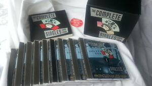 THE COMPLETE STAX VOLT SINGLES 1959-1968 9 CD Box Set JAPAN AMCY-245-53 s2391