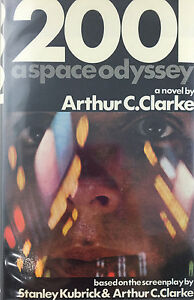 2001 A SPACE ODYSSEY BY ARTHUR CLARKE  *FIRST BRITISH EDITION*