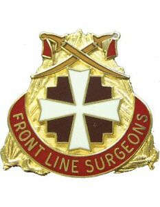 0003 Medical Command Unit Crest (Front Line Surgeons)