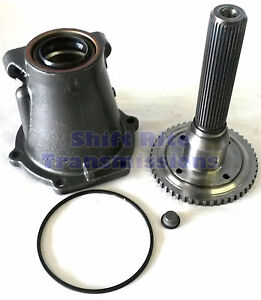 4L80E 2WD TAIL HOUSING OUTPUT SHAFT 97 12 ORIFICE GM 4L85E MT1 MN8 TRANSMISSION