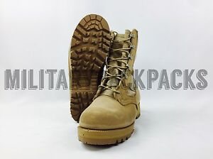 New Military Combat Warm Weather Boots By Rocky Hunting Size 5 EE Mens Women#x27;s