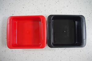 BPA Free Microwaveable Ramen Wave Cooker(Red or Black) Noodle Bowl Made in Korea