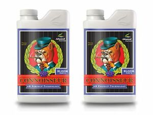 Advanced Nutrients Connoisseur Bloom AB Bundle pH Perfect Base 1 Liter $36.99
