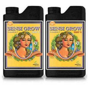 Advanced Nutrients Sensi Grow A amp; B Combo pH Perfect 1 Liter $31.89