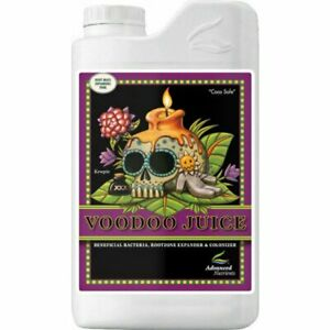 Advanced Nutrients Voodoo Juice 1 Liter root booster beneficial bacteria $49.98