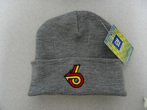 BUICK POWER 6 TOSSEL CAP GRAND NATIONAL TUQUE BEANIE SKULL CAP GREY BY GM $19.99