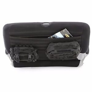 Smittybilt GEAR MOLLE Rear Seat Cover With Pouches For 03-06 Jeep Wrangler TJ LJ