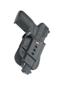 NEW Fobus FNH Paddle Holster Fits FNH 5.7 mm (EXCL.the new FN5.7 MK2)Right Hand