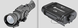ARMASIGHT by FLIR Zeus 640 3-24x75 30Hz Thermal Imaging Rifle Scope Free Battery