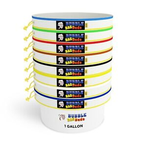 Bubblebagdude All Mesh 1 Gallon 8 Bag Kit Extraction Bags Bubble Ice Bags