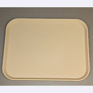Cafeteria Buffet Polycarbonate Serving Fast Food Tray Cambro Camwear 14x18 inch $2.99