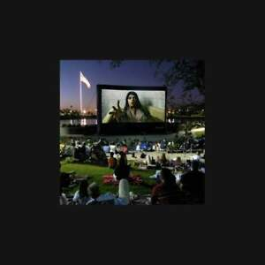 Open Air Cinema CineBox Elite 30'x17' Outdoor High Def Theater Sys 16x9 CBE-30