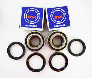 NSK Japanese Front Wheel Bearing  W/Seal Set  For Toyota RAV4 4 Cylinder 96-00