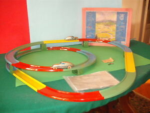 tip co race track wind up cars u s zone germany in