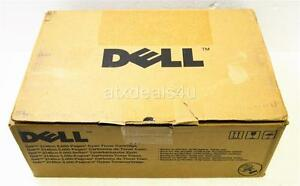 NEW In Open Box Sealed Bag Dell HY 5,000pgs P587K Cyan Toner 2145cn Free S
