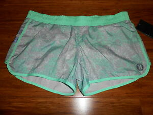 NWT Hurley Athletic NIKE DRY FIT Board Shorts Women's Size Large MRSP $45
