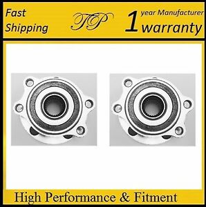 Front Wheel Hub Bearing Assembly for TOYOTA RAV4 (4 Cylinder) 2006-2011 (PAIR)