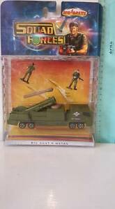 1997 majorette military squad forces die