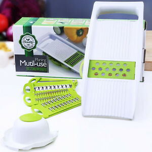 Multi-Function Stainless Steel Five Sets Of Section Grater Vegetable Peeler