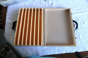 n scale timber carry engine storage box