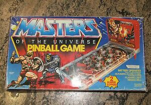 masters of the universe he man pinball game